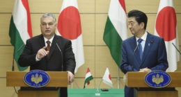 hungary and japan ties
