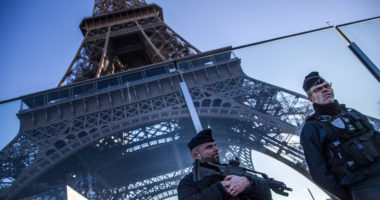paris-police-france eiffel tower