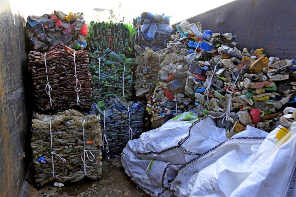 pet kupa waste tisza