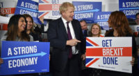JOHNSON, Boris campaign