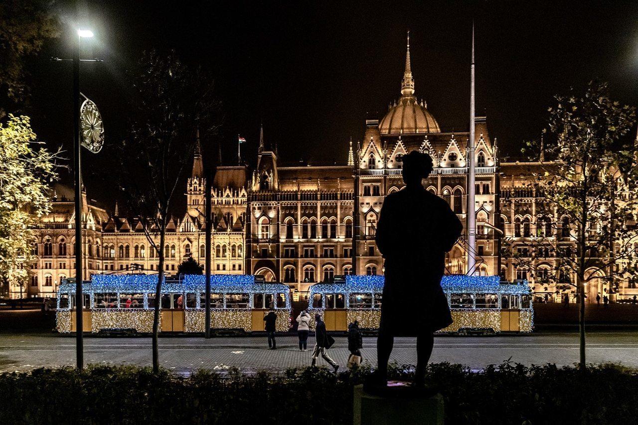 Plan a winter city break in Budapest