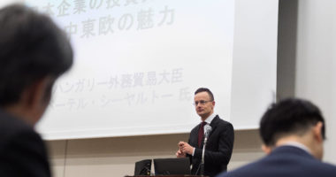 hungary and japan relations