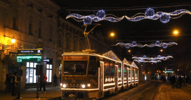 tram, Hungary, Miskolc