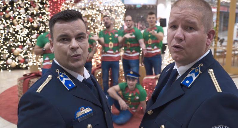 vivat bacchus police hungary video