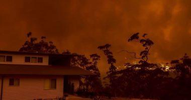 Australia fires Hungary