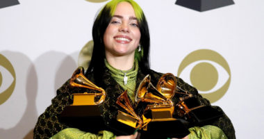 Billie Eilish dominates 2020 Grammy Awards
