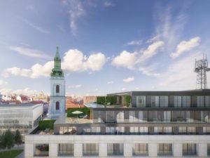 Budapest, Hungary, hotel, Emerald Residence