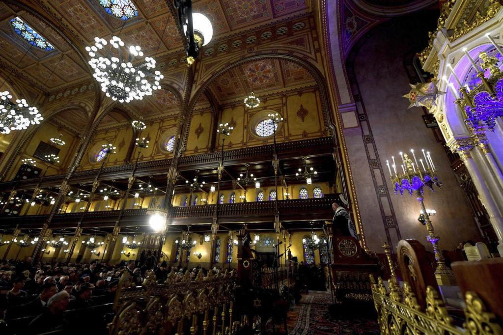Budapest's Dohány Street Synagogue
