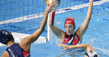 water polo serbia hungary