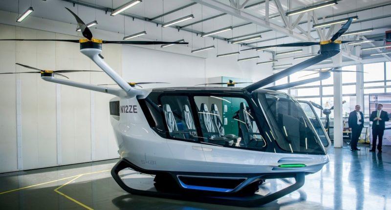 Hydrogen-powered drone Hungarian development Hungary