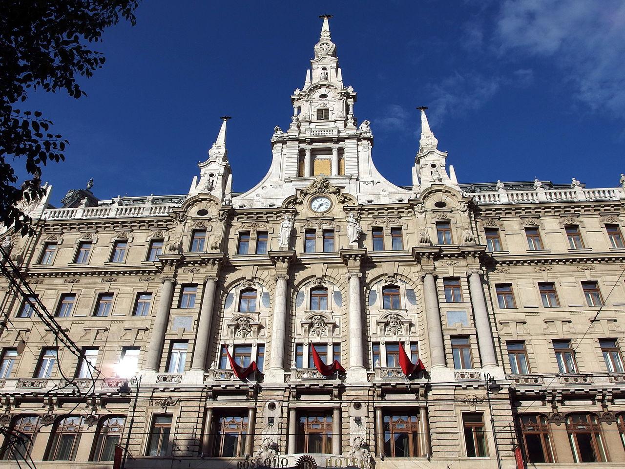 New York Palace, Budapest, Hungary