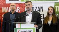 Peter Jakab elected Jobbik leader