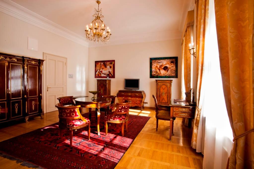 Romantic hotel Budapest
