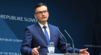 Slovenia's Prime Minister Marjan Sarec on Monday announced his resignation
