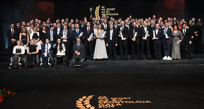 Sports Person of the Year Gala, Hungary, Budapest