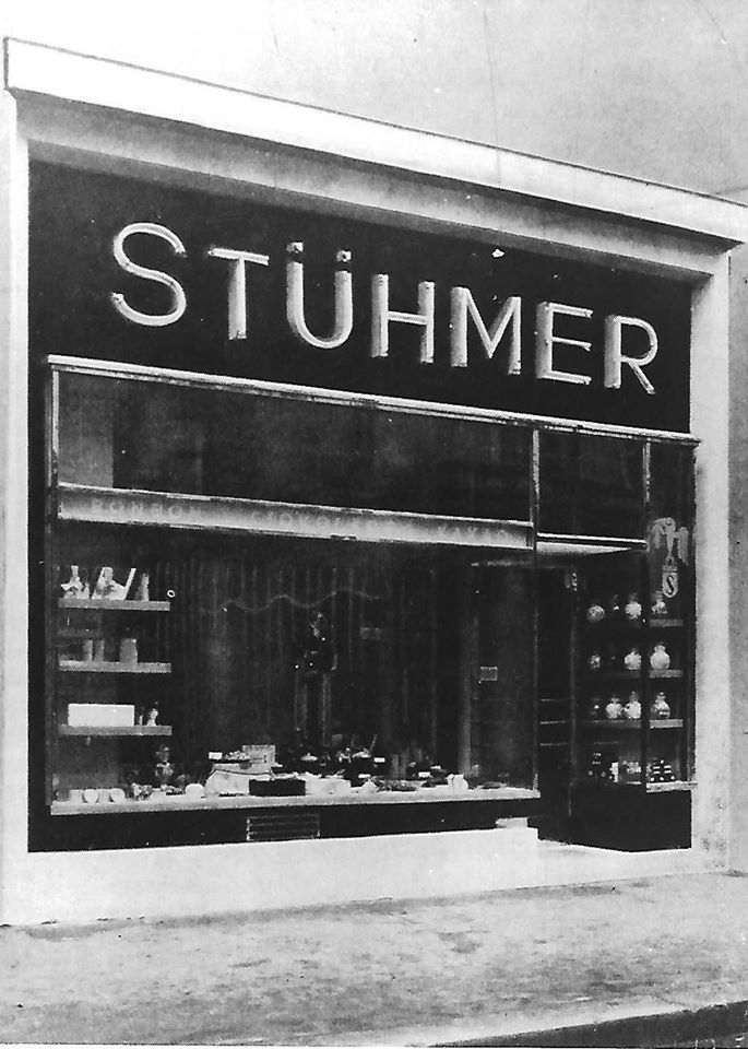 Stühmer Shop Chocolate Confectionery Anno 1935