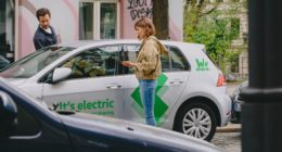 electric car Budapest Germany