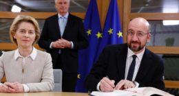 brexit deal signed