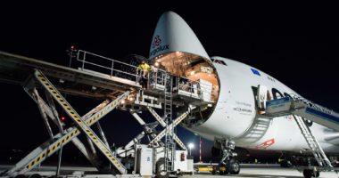 bud cargo city budapest hungary logistic airport