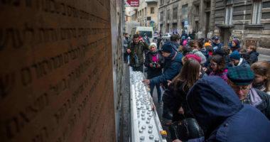 budapest ghetto liberation