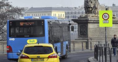 budapest traffic