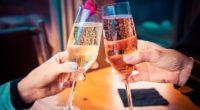 celebrate champaigne