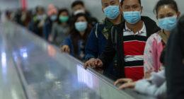 corona virus in china