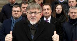 DÉZSI Csaba András győr mayor new