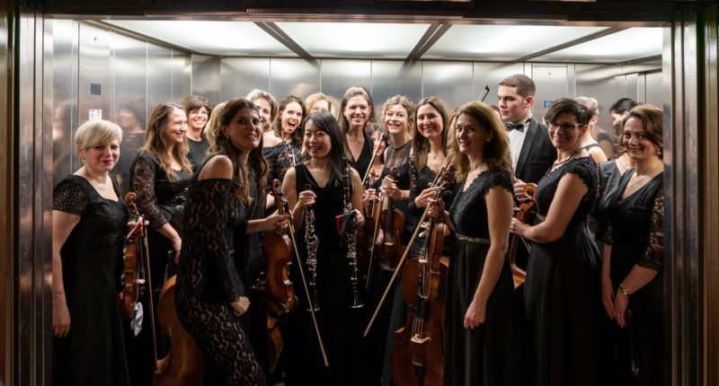 Beethoven Project: Danubia Orchestra plays for the hearing-impaired