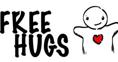 free hugs budapest