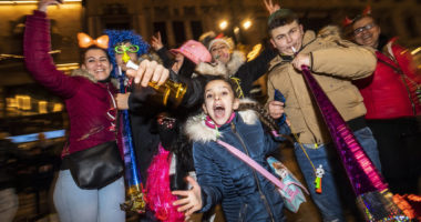 new year in hungary