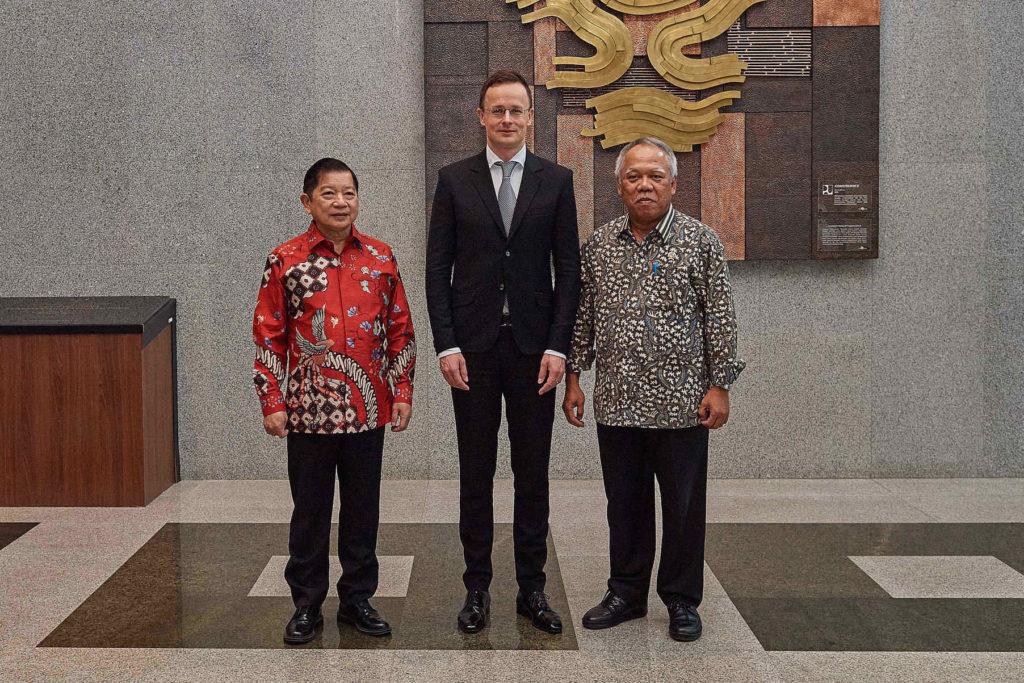 hungary indonesia trade deal