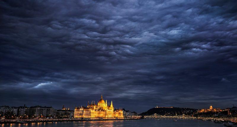 parliament clouds