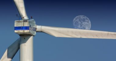 pinwheel-wind turbine
