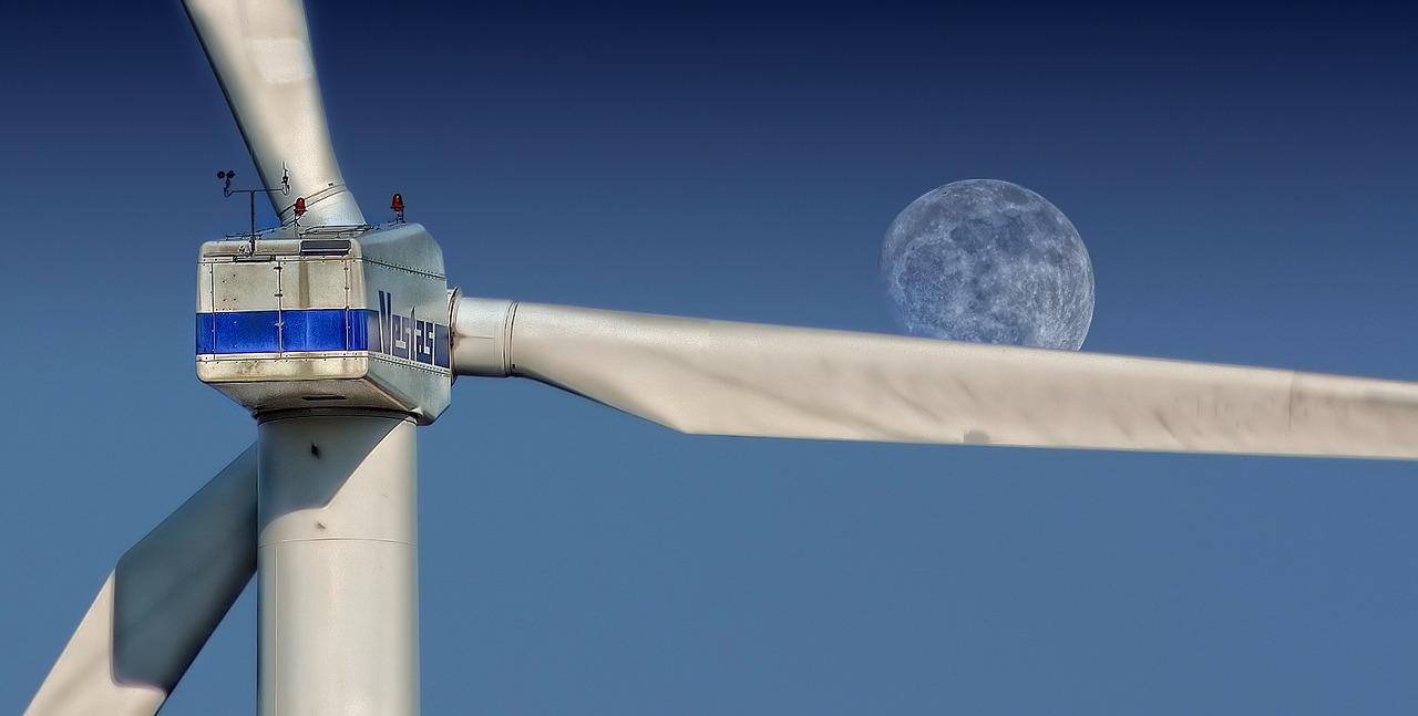 pinwheel-wind turbine
