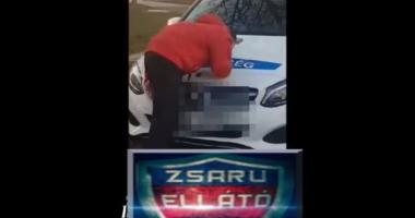 police car drugs