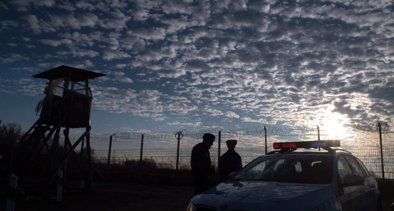 Norwegian on murder charge arrested at Röszke border