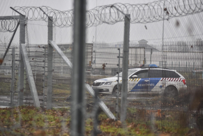 röszke border control
