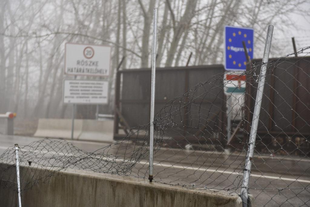 röszke serbia hungary border