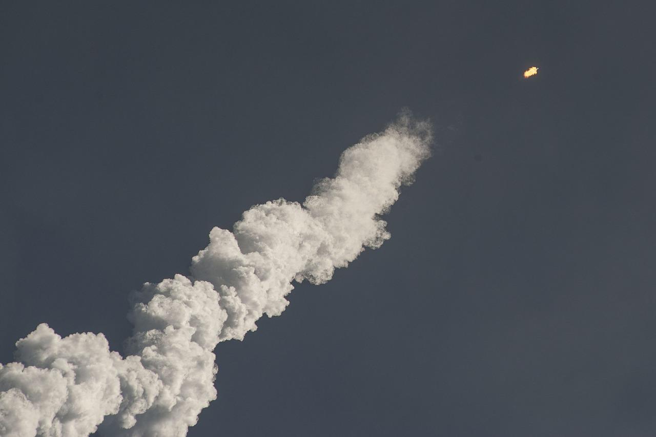 rocket-launch ballistic missiles