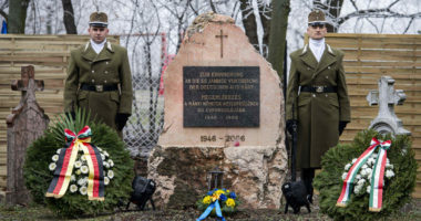 deported germans commemorated