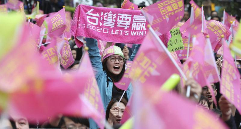 taiwan-taipei-election
