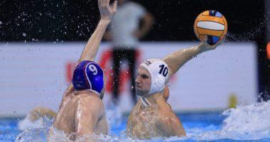 water polo european champs hungary goal