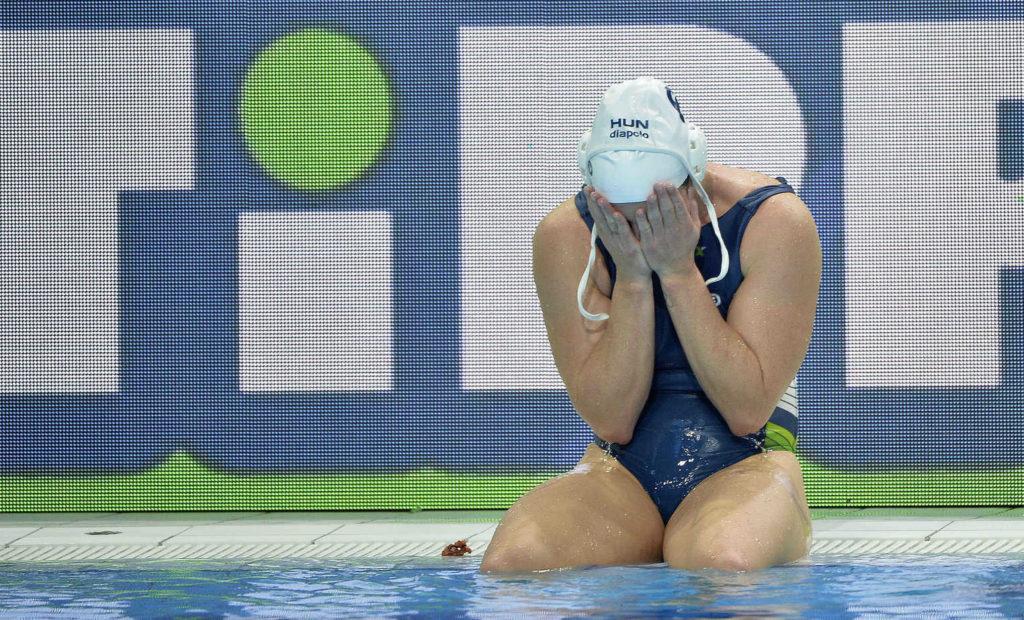 water polo hungary loss
