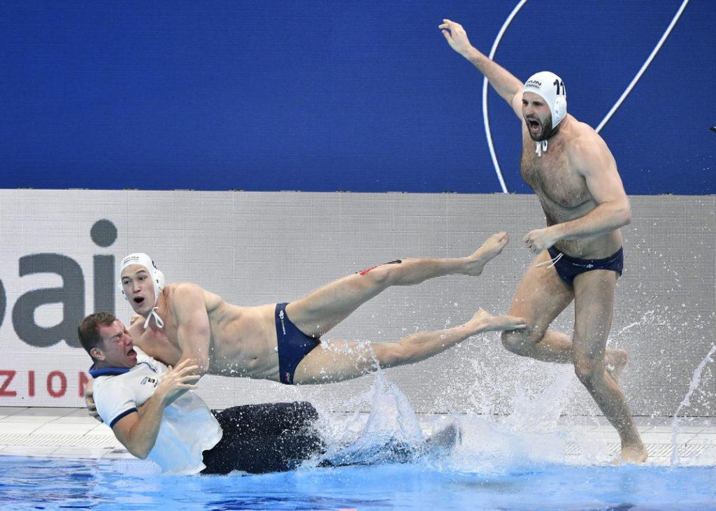 water polo champions hungary