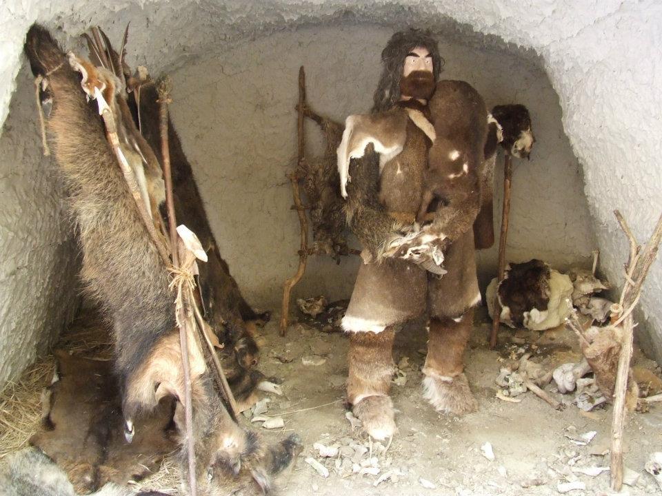 Prehistoric Caveman