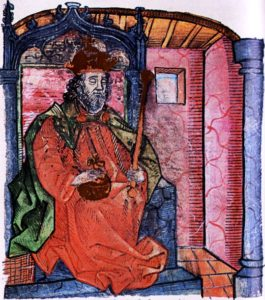 Béla II, Hungary, king, history