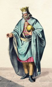 Béla II, king, history, Hungary