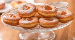 Carnival donut