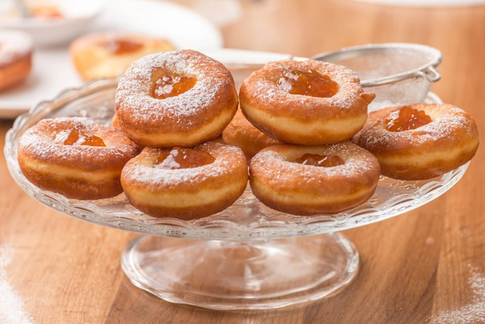 This is the perfect Hungarian doughnut! - Recipe